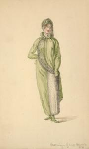 [Carriage dress, March 1811.]