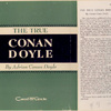 The True Conan Doyle.