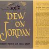Dew On Jordan.