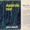 Mandrake root.