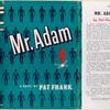 Mr. Adam : a novel.