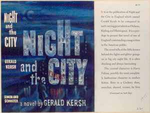 Night and the city, a novel.