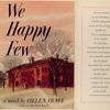 We happy few.
