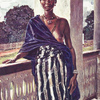 A Mandingo woman.