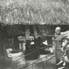 A native kitchen in a Gora village.