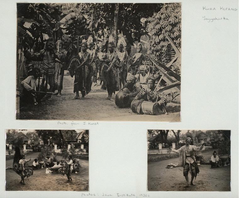 Kuda Kepang, Yogyakarta.