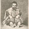 Un enano del S. Phelipe IV.