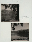 East Java - People, landscape. Lake Ngebel.