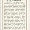 J.M. Gregory (N.S.W. & Australia).