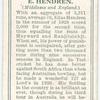 E. Hendren (Middlesex & England).