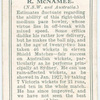 R. McNamee (N.S.W. & Australia).