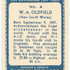 W.A. Oldfield.