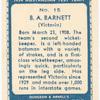 B.A. Barnett.