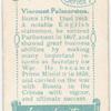 Viscount Palmerston.