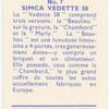 Simca Vedette 58