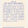 De Soto Diplomat.