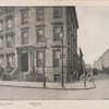 [Washington Arch - No. 12 Apartment house, West 8th St.]