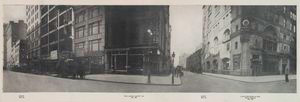 [West 15th St. - The Union Skirt Co. - West 16th St. No. 112 Louis Meyers & Son.]