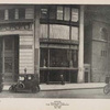 East 43rd St. - Temple Emanu-el - Harriman National Bank - East 44th St. - Delmonico's.]