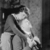 Cicely Oates as Annie Marble and Charles Laughton as William Marble.
