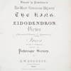 Eidodendron, [Title page]