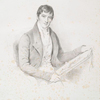 H.W. Burgess. [portrait drawn by W.C. Ross, 1834]