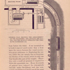 General plan, showing the arrangement of the machinery, the air-flue, the tunnel, and the mode of operating the pneumatic passenger-car.