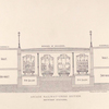 Arcade Railway - cross section between stations.
