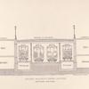 Arcade Railway - cross section between stations.