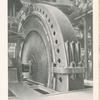 5,000 K. W. alternator - main power house