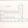 Longitudinal section, sub-station no. 14