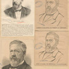 James G. Blaine [four images].