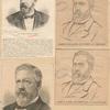 James G. Blaine [four images].