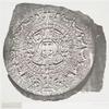 Calendrier Aztec, à Mexico