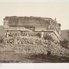 Quatrieme Palais, à Mitla; cote sud.