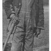 Uncle Jim.  Uncle Jim Lawson was born in Ward County, Maryland, the slave of Mr. Ogle Tayloe.  He was taken to Alabama twenty years before the war and placed upon the Windsor Plantation, where he still lives and works for Judge William H. Tayloe.  He is ninety-four years old.