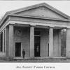 All Saints' Parish Church.  At Waccamaw, S. C., where Rev. Alexander Glennie was Rector from 1832 to 1866.  His remains lie in the Parish church yard.