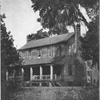 All Saints' Rectory.  Built for Rev. Alexander Glennie, now the house of the Rev. Mr. Galbraith, who is continuing the religous instruction of the negroes.