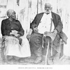 Old slave couple , Mercer county.