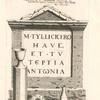 M. Tylli Cicero