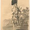 The Highland Piper, George Clarke