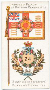 South Wales Borderers.