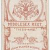 Middlesex Regt.