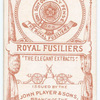 Royal Fusiliers.