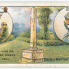 Battle of Barnet [April 14th 1471]. (Beacon on Hadley Church; the High Stone on Hadley Green where Warwick fell; Earl Warwick.)