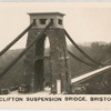Clifton Suspension Bridge, Bristol.