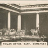 Roman Bathes, Bath, Somerset.
