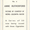 Anne Rutherford.