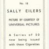 Sally Eilers.