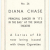 Diana Chase.